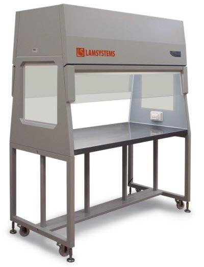 Ламинарный бокс БАВнп-01-Ламинар-С-1,5 LORICA VIS-A-VIS для создания чистой зоны