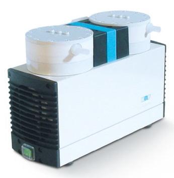 Химический вакуумный насос KNF LABOPORT N 842.3 FT.18 (34 л/мин, 2 мбар)