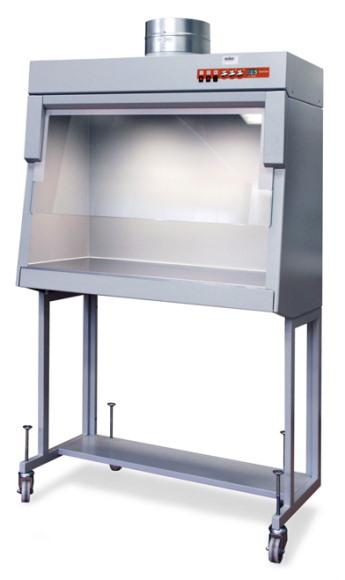 Медицинский вытяжной шкаф ШВ-Ламинар-С-1,0 с УФ облучателем