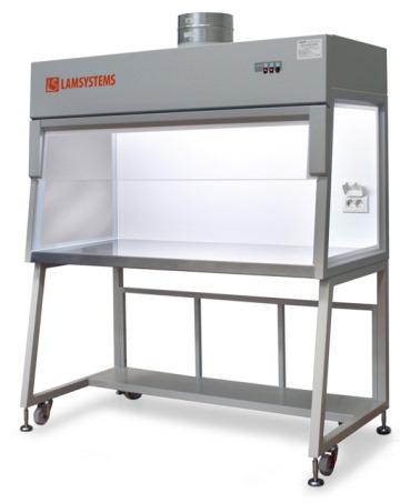 Лабораторный вытяжной шкаф ШВ-Ламинар-С-1,5