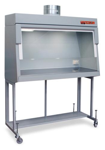 Вытяжной шкаф ШВ-Ламинар-С-1,3 с УФ-облучателем