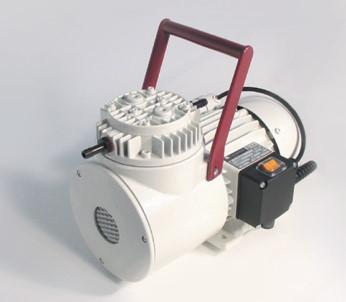 Мембранный насос-компрессор KNF N 145 AN.18 (30 л/мин, 100 мбар, 7 бар)