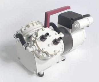 Мембранный насос-компрессор KNF N 026.1.2 AN.18 (39 л/мин, 100 мбар, 2 бар)