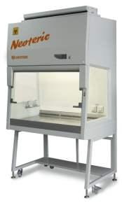Боксы микробиологической безопасности класс II тип A2 Ламинар-С серии NEOTERIC